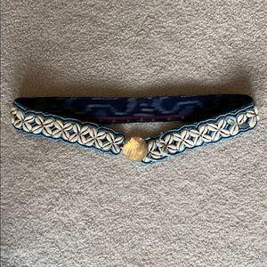 Accessories - Seashell belt, handmade